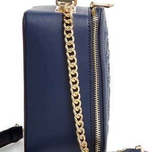 3cfdc69c943a Bags - NWT Grommet Detail Faux Leather Crossbody Bag